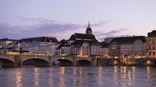 Basel on The Rhine