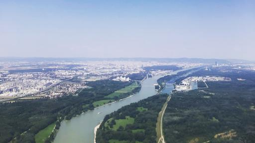 My Familiarisation Trip to Vienna July 2018